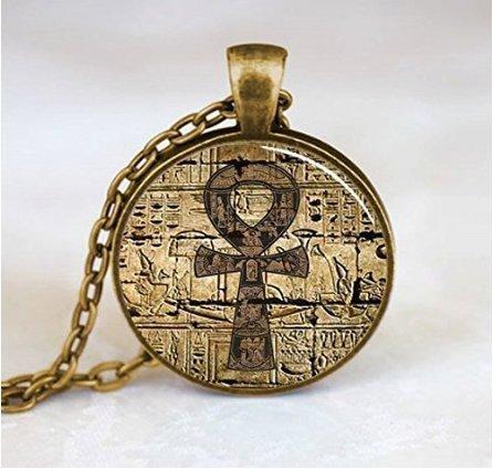 Bast Jewels D/' Atoum Ra Pendentif Égyptien