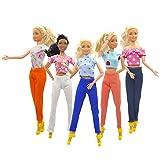 goooods Fashionista Ropa Casual Equipada a Mano para Barbie