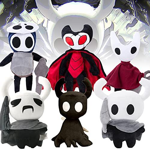 Hollow Knight Plush, Hollow Knight / Bumblebee / Grimm / Quirrel / Shade / Zote niños. (C)