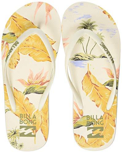 Billabong Women's DAMA-Slaps Flip-Flop, Multicolored, 4 UK