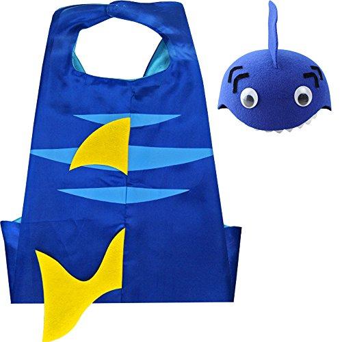 Requin Cape et le Chapeau de L'enfant