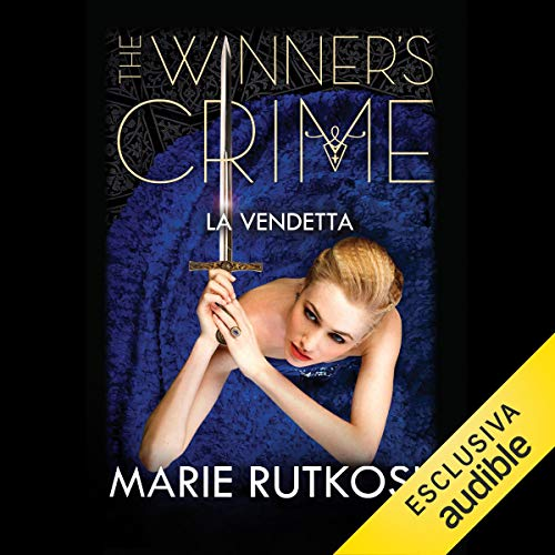 The winner's crime - La vendetta copertina