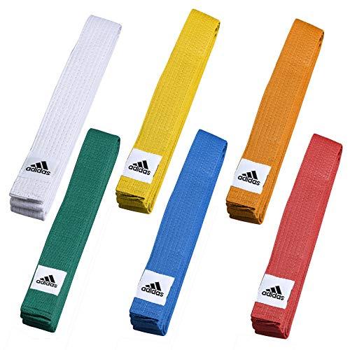 Adidas CEINTURE CLUB orange 2.20 m