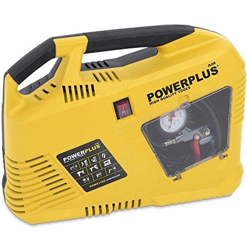 Powerplus POWX1702 Druckluft Kompressor - 2