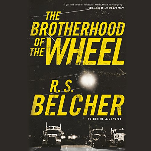 The Brotherhood of the Wheel cover art