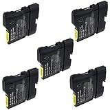 Amsahr Reemplazo remanufacturados Cartuchos de Tinta para CN CLI-8C, MP830, MP860, MP950, MP960, Producción de la página - 280 - Cyan