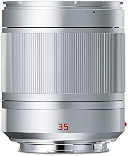 Leica Summilux-TL 35mm f/1.4 ASPH Lens (Silver Anodized)