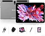 Android 10.0 Tablet : MEBERRY 10 inch Tablets with 4GB RAM+64GB ROM  128GB Expansion  Octa-Core Processor  Google Certified  8000mAh Battery  WiFi  GPS  Double Camera, Grey