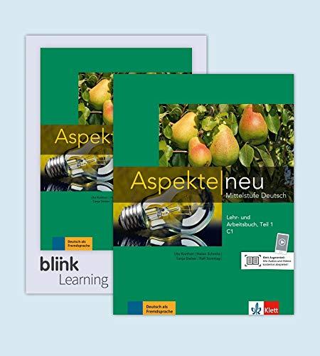 Aspekte neu C1 - Media-Bundle: Mittelstufe Deutsch. Lehr- und Arbeitsbuch mit Audios inklusive Lizenzcode für das Lehr- und Arbeitsbuch mit ... Teil 1 (Aspekte neu: Mittelstufe Deutsch)