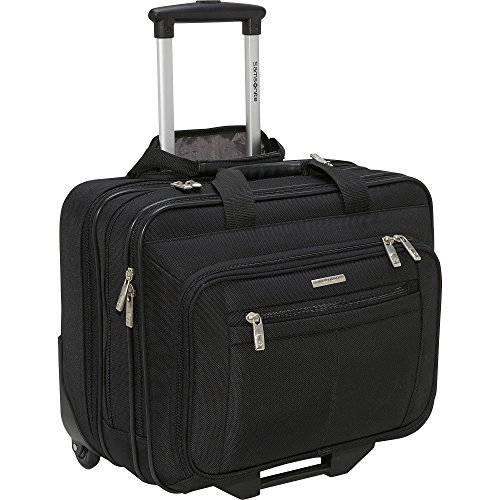 Samsonite Casual Wheeled Laptop Overnighter (Black)