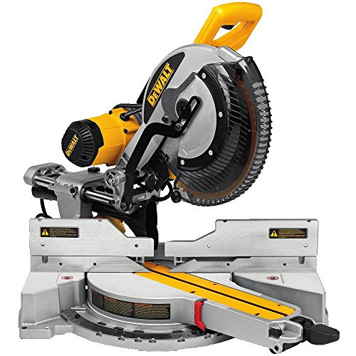 Our #2 Pick is the DEWALT 12-Inch Sliding Compound Miter Saw