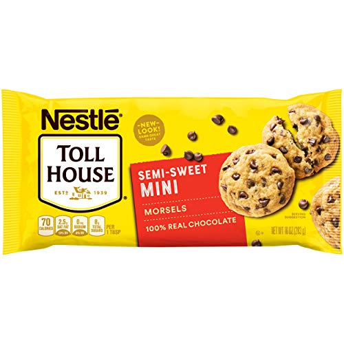 Nestle Toll House Semi-Sweet Chocolate Mini Morsels