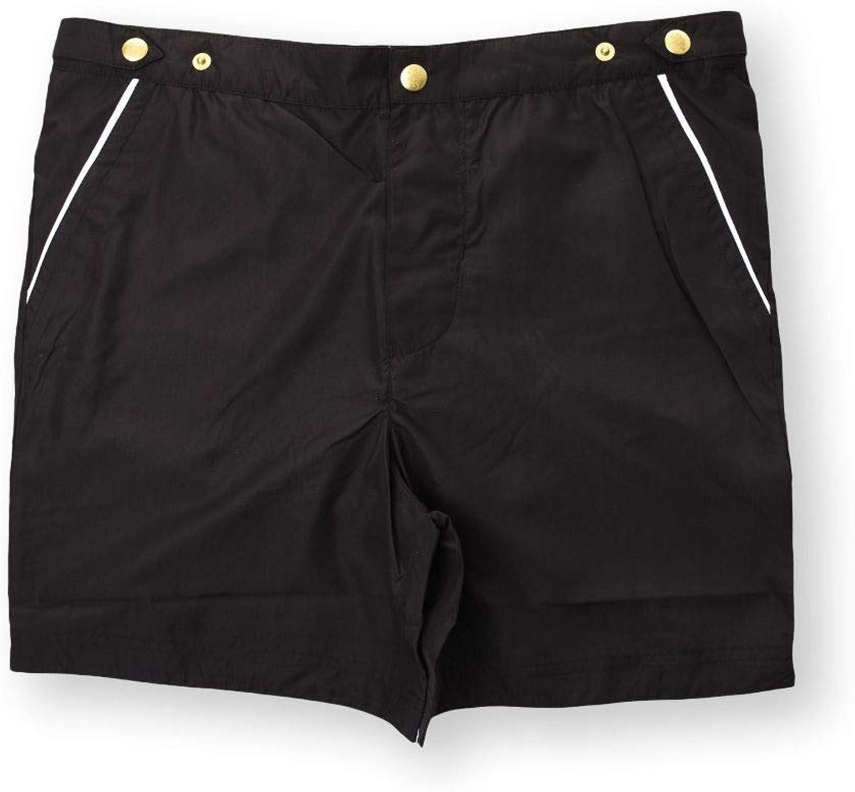 Eleventy Men's 979BC0001BEA200015 Black Polyester Trunks