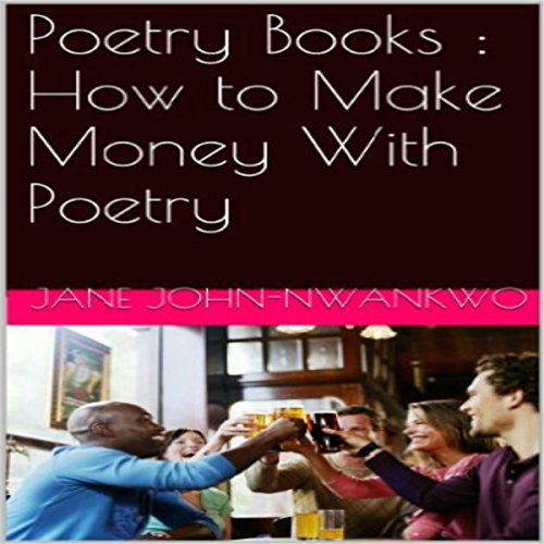 Poetry Books: How to Make Money with Poetry audiobook cover art