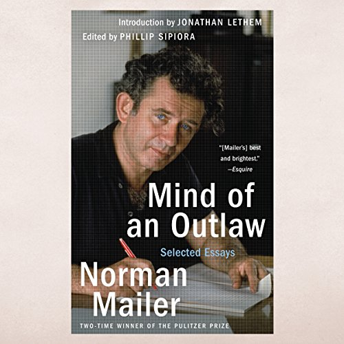 Mind of an Outlaw audiobook cover art