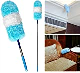 Best Machine Washable Dusters - Sunroom Washable Microfiber Dusters extendable for Cleaning High Review