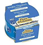 Phare dEckmühl Bio Weißer Thunfisch Germon (2 x 132 gr)