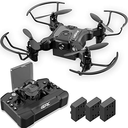 4DRC Mini Drone for Kids and Beginners RC Foldable Nano Pocket Quadcopter...