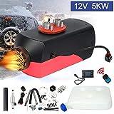 Triclicks 12V 5KW Diesel Luftheizung Air Standheizung Kraftstoff Auto Heizung Lufterhitzer mit...