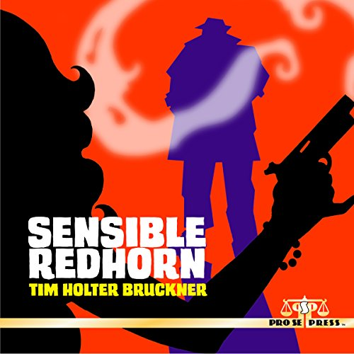 Sensible Redhorn audiobook cover art