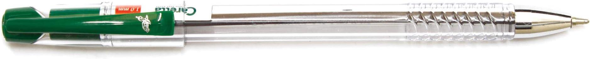 Caretta 95 Colour Liner Tükenmez Kalem, Koyu Yeşil, 1.00 Mm