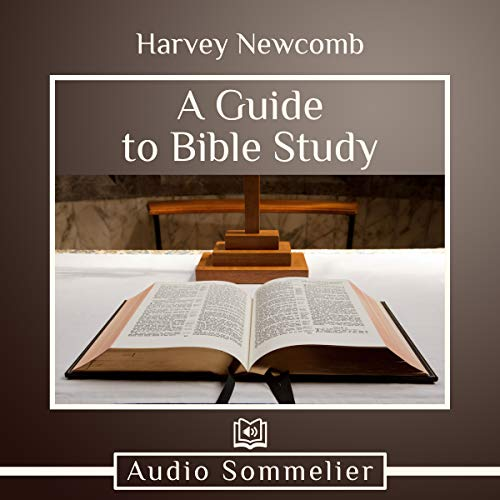 A Guide to Bible Study audiobook cover art