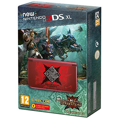 New Nintendo 3DS XL - Konsole (Monster Hunter Generations Edition)