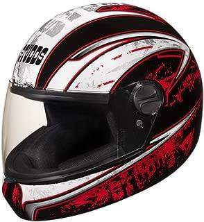 Studds Jade D2 Helmet (Matt Black N2, M)