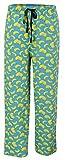 UB Adult Banana Print Matching Family Father's Day Pajama Pants (L)