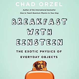 Breakfast with Einstein cover art