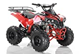 CRT Sportrax 125 cc ( Apollo ATV )-Red