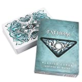 Ellusionist Fathom Water Themed Playing Card Deck