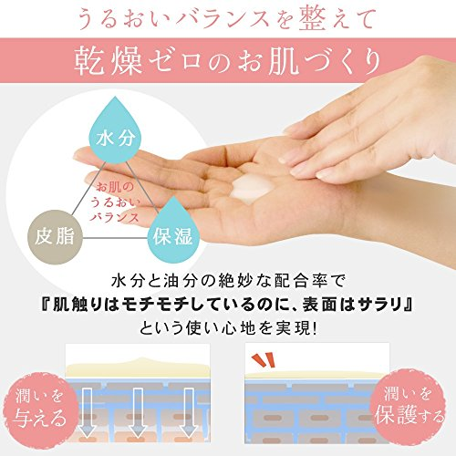 プリュ(ルイール)乳液プラセンタモイスチュアミルク(300ml/ボトルタイプ)EGFヒアルロン酸プラセンタ(日本製)