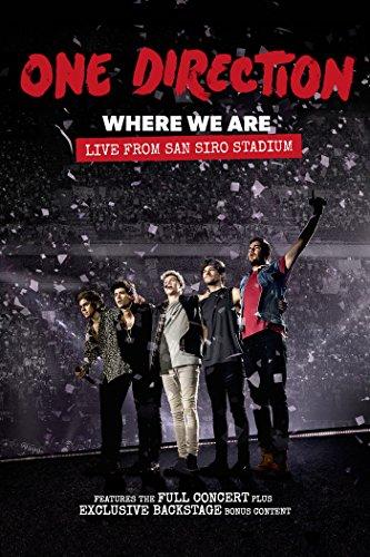 Where We Are: Live From San Siro Stadium [OV]