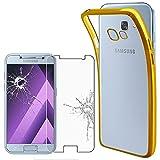 ebestStar - Funda Compatible con Samsung A3 2017 Galaxy SM-A320F Carcasa Silicona, Protección Claro...