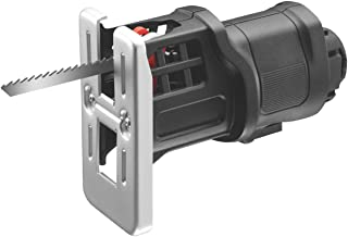 Black+Decker Multi-Evo Multitool Jigsaw Attachment, Orange/Black - MTJS1-XJ, 2 Years Warranty