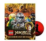 Lego Ninjago - Juego de pegatinas y libro de aventuras (7 años), diseño de ninja