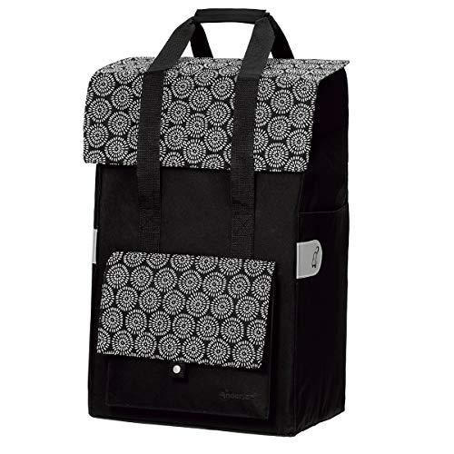 Andersen Shopper Tasche Vara 50 Liter schwarz