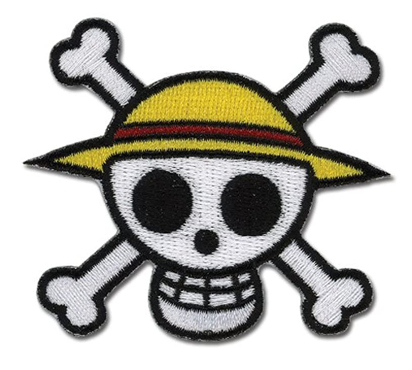 One Piece: Skull Icon Patch