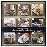 Modern Gourmet Foods, Colección de Café 'The Modern Barista', Set de 9 Deliciosos Cafés