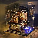 Pädagogisches Spielzeug Küstenvillen Creative Manual Assembly Architektur Modell Miniatur 3d...