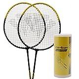 Carlton Badminton Racket Review and Comparison