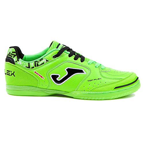 Joma Top Flex Sportime2 811 - Baskets de football, turf pour homme, vert fluo