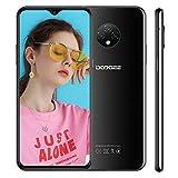 Smartphone Débloqué 4G DOOGEE X95 Android 10 Smartphone, Ecran 6.52 Waterdrop,13MP+2MP+2MP+5MP Triple Caméra, Batterie 4350mAh, Face ID, Noir