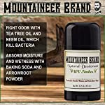Mountaineer Brand All Natural Deodorant Stick by Mountaineer Brand | Stay Fresh With Safer Ingredients | 3.25 oz (Timber… 3