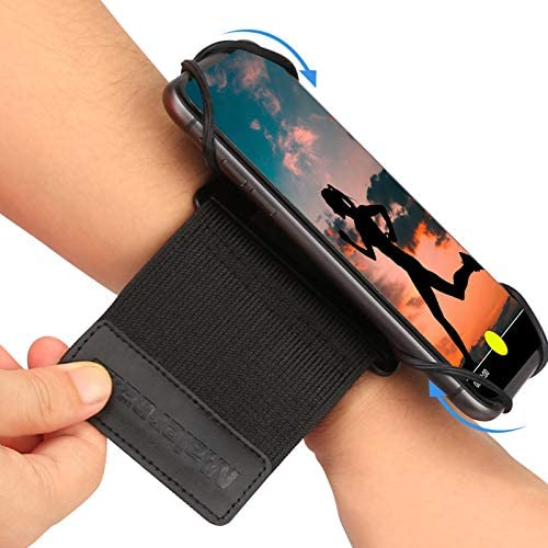 Phone Armband 360 Rotation Armband for Cell Phone Running Also with Arm Wrist Bicycle for iPhone product image