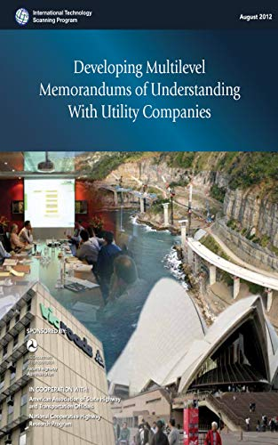 Developing Multilevel Memorandums of Understanding With Utility Companies