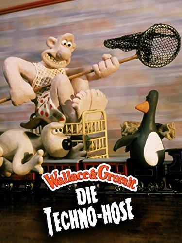 Wallace & Gromit - Die Techno-Hose [dt./OV]
