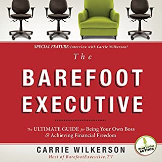 The Barefoot Executive cover art