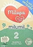 MILUPA Milumil 2 Folgemilch nach dem 6. Monat, 1200 g -